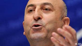 Frankreich Türkei Europarat Mevlüt Cavusoglu