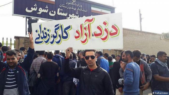 ۵ سال زندان سه فعال سندیکایی هفت تپه بخشوده شد