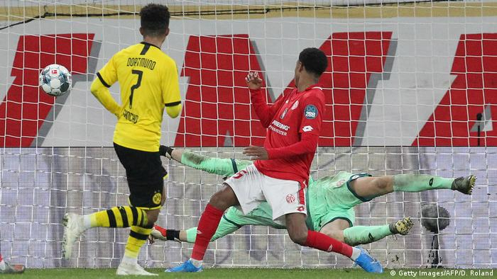 Bundesliga - 1.FSV Mainz 05 - Borussia Dortmund (Getty Images/AFP/D. Roland)