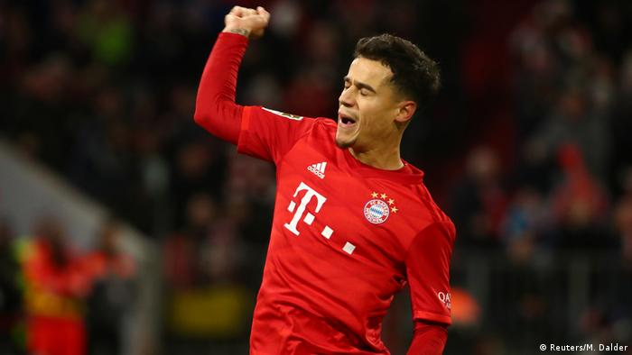 Bundesliga: Philippe Coutinho arrives at Bayern Munich with dazzling hat trick