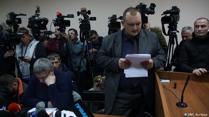 Прокурор Олександр Шевчук