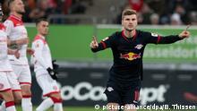 Bundesliga: Fortuna Düsseldorf - RB Leipzig