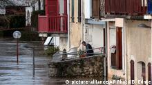 Frankreich Unwetter