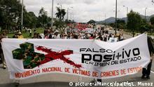 Kolumbien 2009 | Angehörige von Opfern von Gewalt