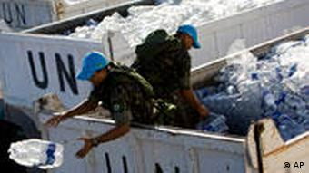 Haiti Erdbeben UN Hilfe