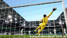 Fußball Bundesliga VfL Wolfsburg vs Borussia Mönchengladbach | Tor 1:0