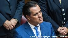 Minister of Economy Adonis Georgiadis