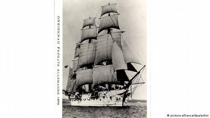 Segelschulschiff Gneisenau