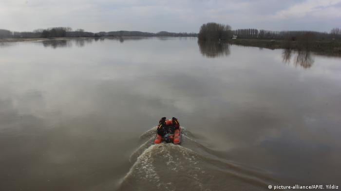 Fluss Evros