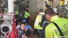 Kolumbien Ausweisung von 58 venezolanischen Migranten