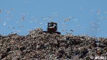 Mülldeponien in Bulgarien