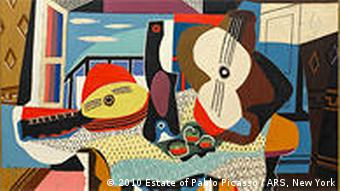 Pablo Picasso: Mandolin and Guitar (Foto: ARS)