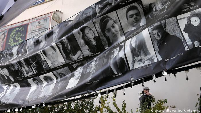 Portrete ale victimelor tragediei de la Colectiv