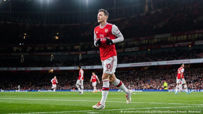 Großbritannien, London: Fußball: Premier League | FC Arsenal - Brighton & Hove Albion