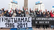 Kasachstan | Proteste | Almaty