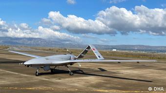 Τουρκικά drone προσγειώθηκαν στο τουρκοκυπριακό τμήμα της Κύπρου