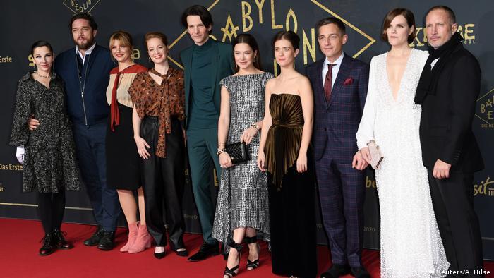Babylon Berlin 4 Staffel