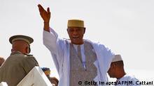 Mali Amadou Toumani Touré | ehemaliger Präsident Mali