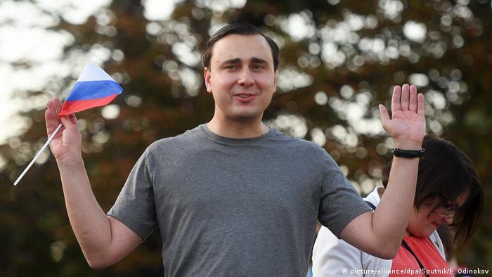 Иван Жданов (фото из архива)