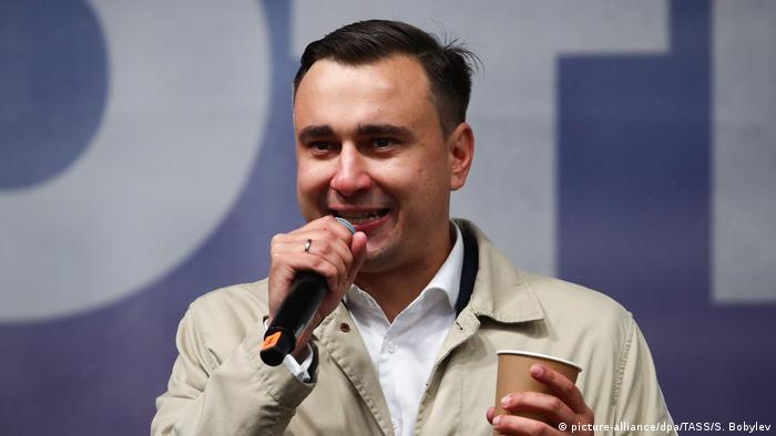 Ivan Zhdanov.