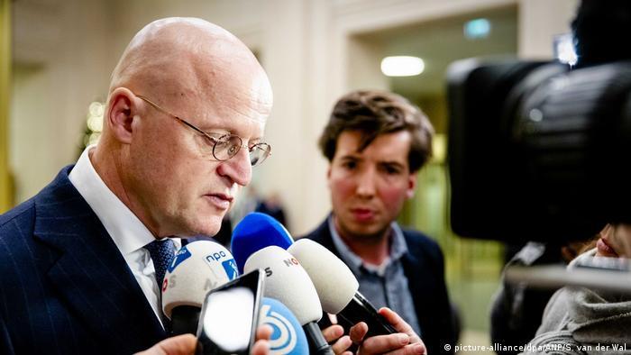 Министр юстиции Нидерландов Фердинанд Грапперхаус