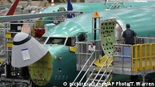 USA Boeing 737 MAX Produktionsstop