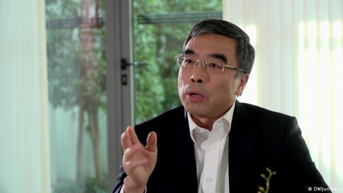 Liang Hua, Huawei Vorstandsvorsitzender