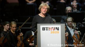 Almanya Kültür ve Medya'dan Sorumlu Devlet Bakanı Monika Grütters