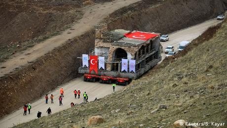 BdTD Türkei Moschee auf Reisen (Reuters/S. Kayar)