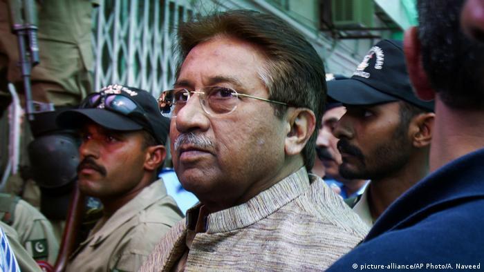 Колишній президент Пакистану Первез Мушарраф