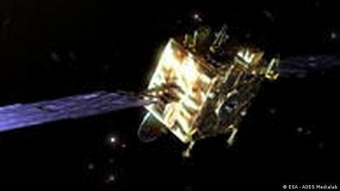 Don Quijote Mission - Impact ESA