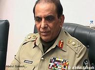 رییس ستاد ارتش پاکستان از ابتدا نظر مساعدی در باره زرداری نداشته است
