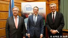 Schweiz Genf Global Refugee Summit