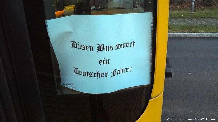 DVB driver sacked in Dresden