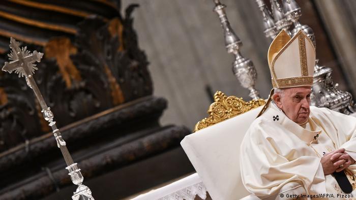 Папа Римський Франциск І