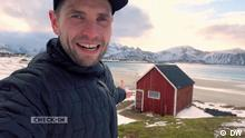 Check-in, Globetrotter, Norwegen, Lofoten, Steve Hänisch