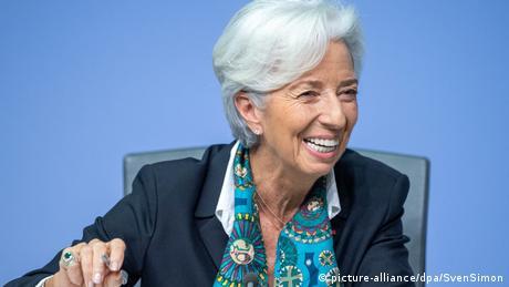 Κριστίν Λαγκάρντ: 100 ημέρες επικεφαλής της ΕΚΤ
