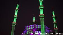 Südafrika Nizamiye Masjid Moschee in Johannesburg