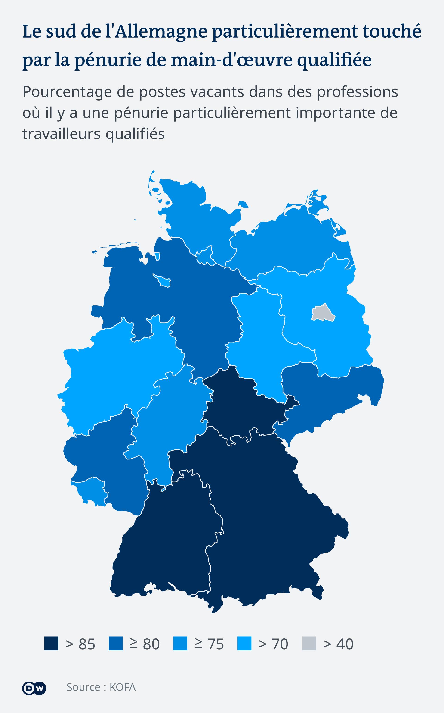 Infografik Fachkräftemangel Bundesländer FR