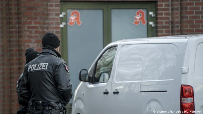 Pharmaceutical raids in Germany