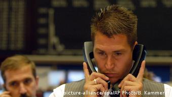 Начало биржевого краха?