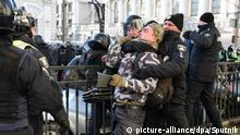 Ukraine Land Reform Protest