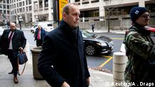 USA | Rick Gates am Gericht in Washington