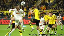 Fußball Bundesliga | Borussia Dortmund vs RB Leipzig