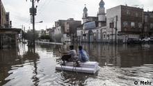 Iran | Überschwemmung in Ahwaz