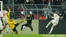 Fußball Bundesliga   Borussia Dortmund vs RB Leipzig (Reuters/L. Kuegeler)