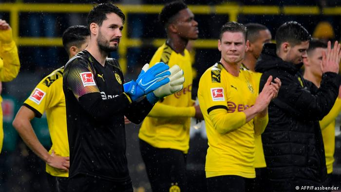 Bundesliga: Borussia Dortmund ahead of must-win clash with Eintracht Frankfurt