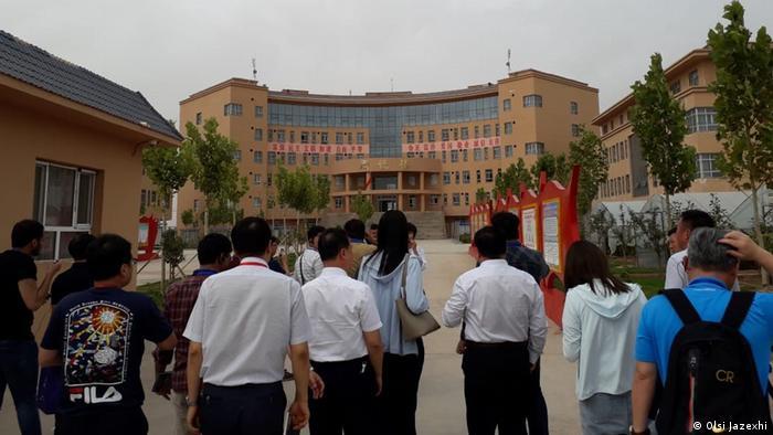 China Uiguren Olsi Jazexhi