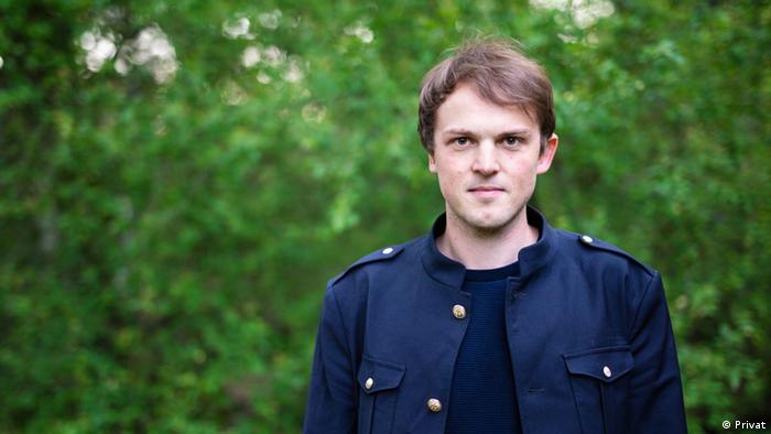 Erik Marquardt, Europarlamentarier der Grünen
