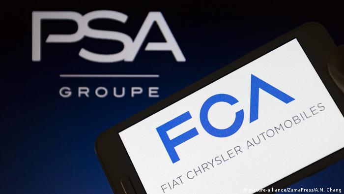 Fiat Chrysler und PSA (picture-alliance/ZumaPress/A.M. Chang)